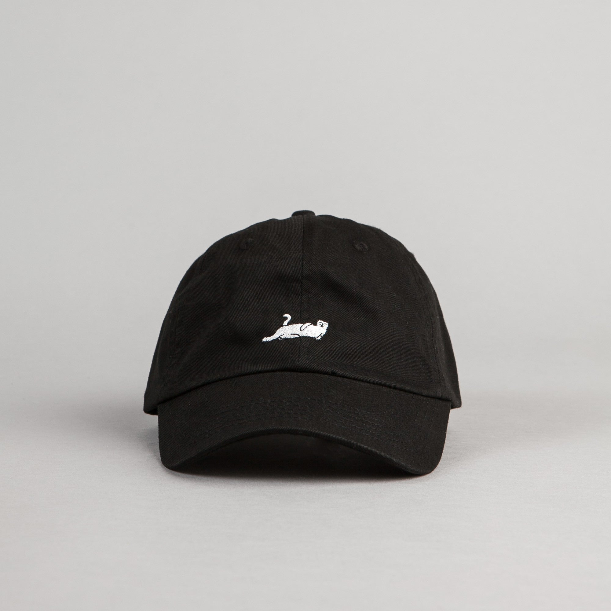 Rip N Dip Castanza Six Panel Cap - Black