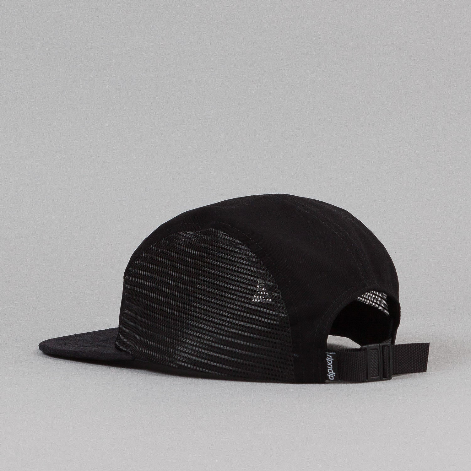 Rip N Dip Doppler Camp Cap - Black