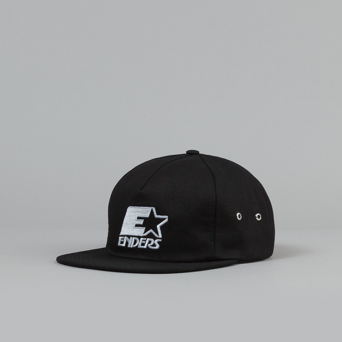 Rip N Dip Enders 5 Panel Cap - Black