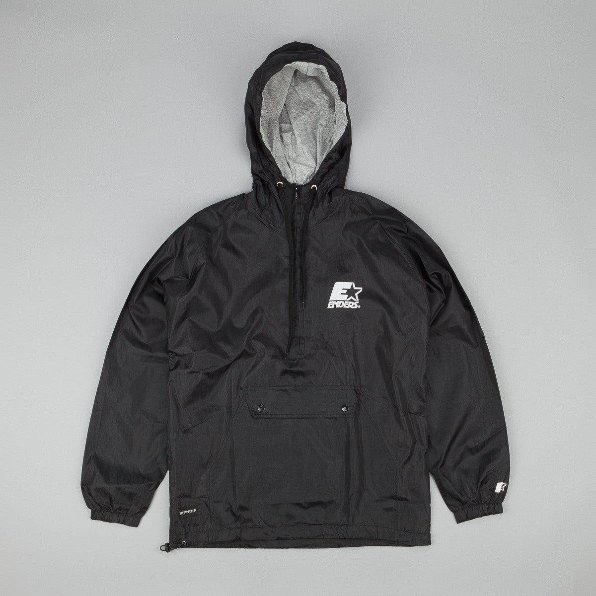 Rip N Dip Enders Hooded Rain Coat