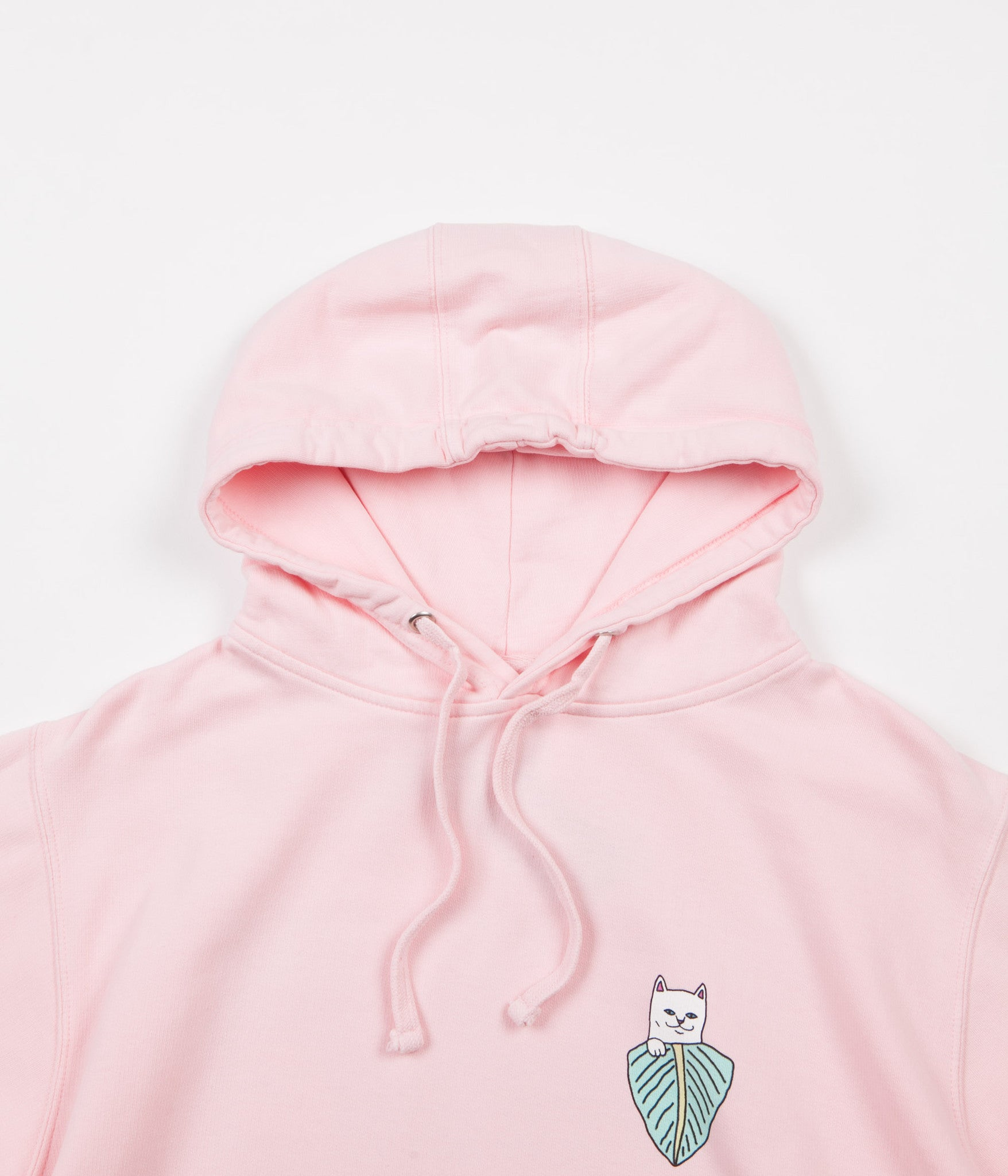 Rip N Dip Frida Nermal Hooded Sweatshirt - Light Pink