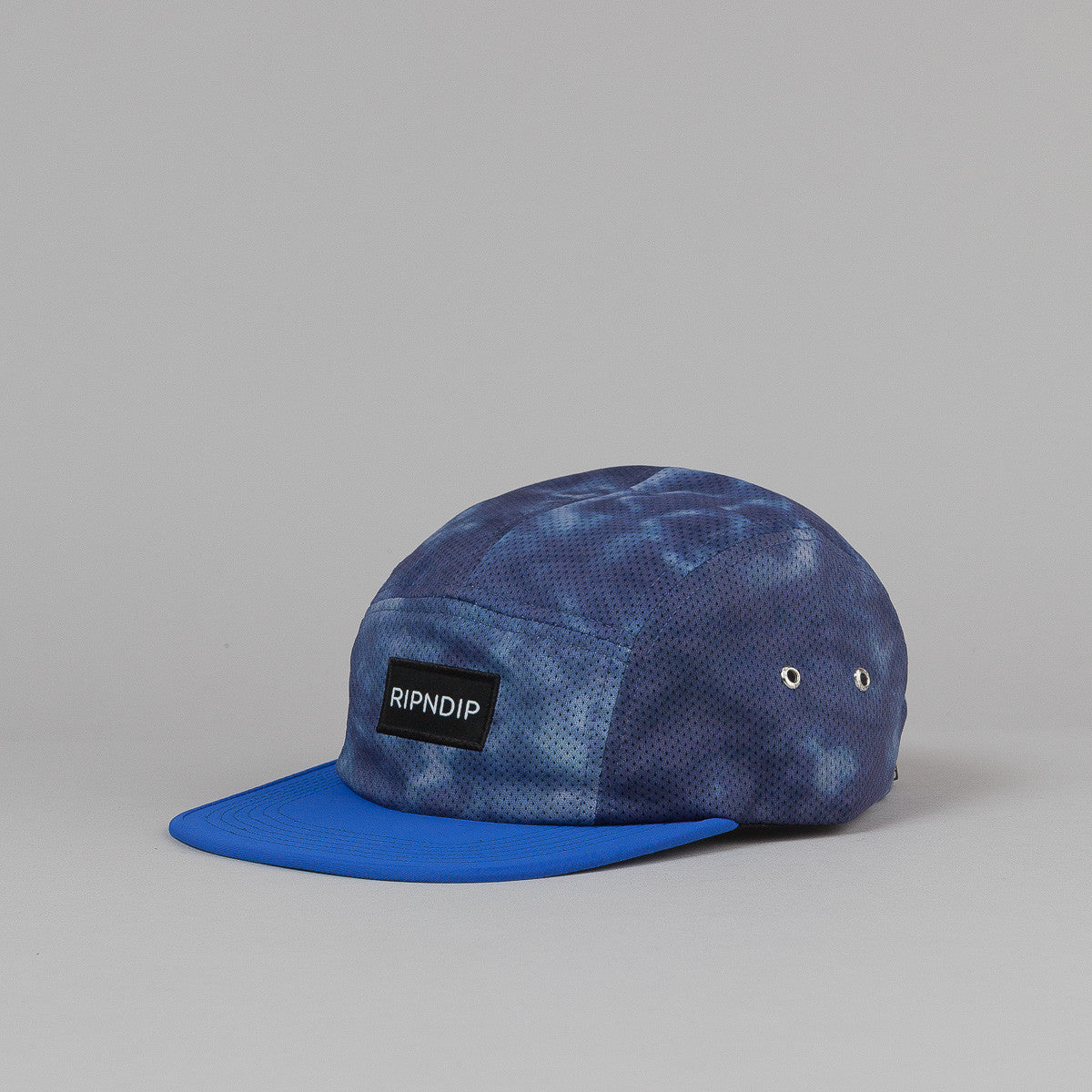 Rip N Dip Aqua 5 Panel Camp Cap