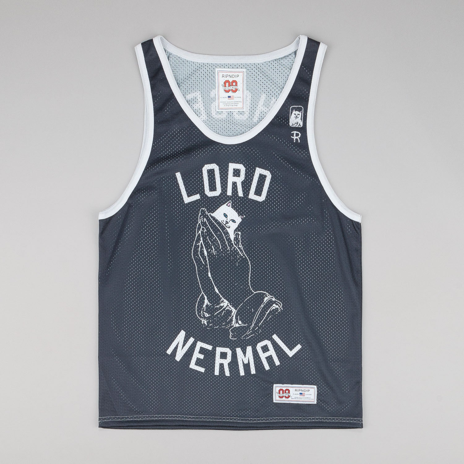 Rip N Dip Lord Nermal Basketball Vest