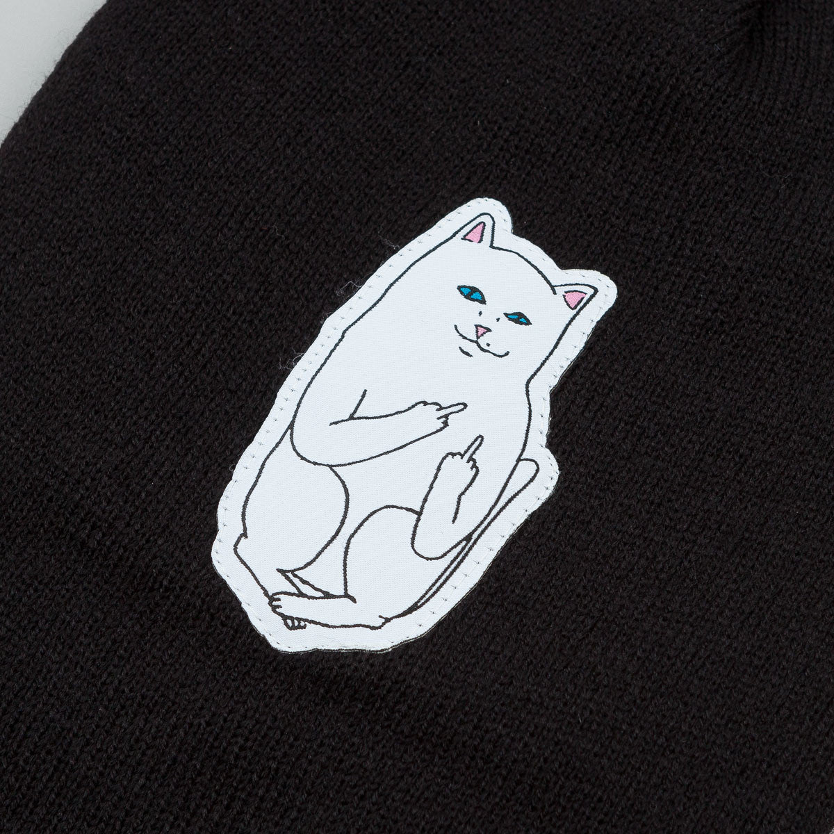 Rip N Dip Lord Nermal Beanie - Black