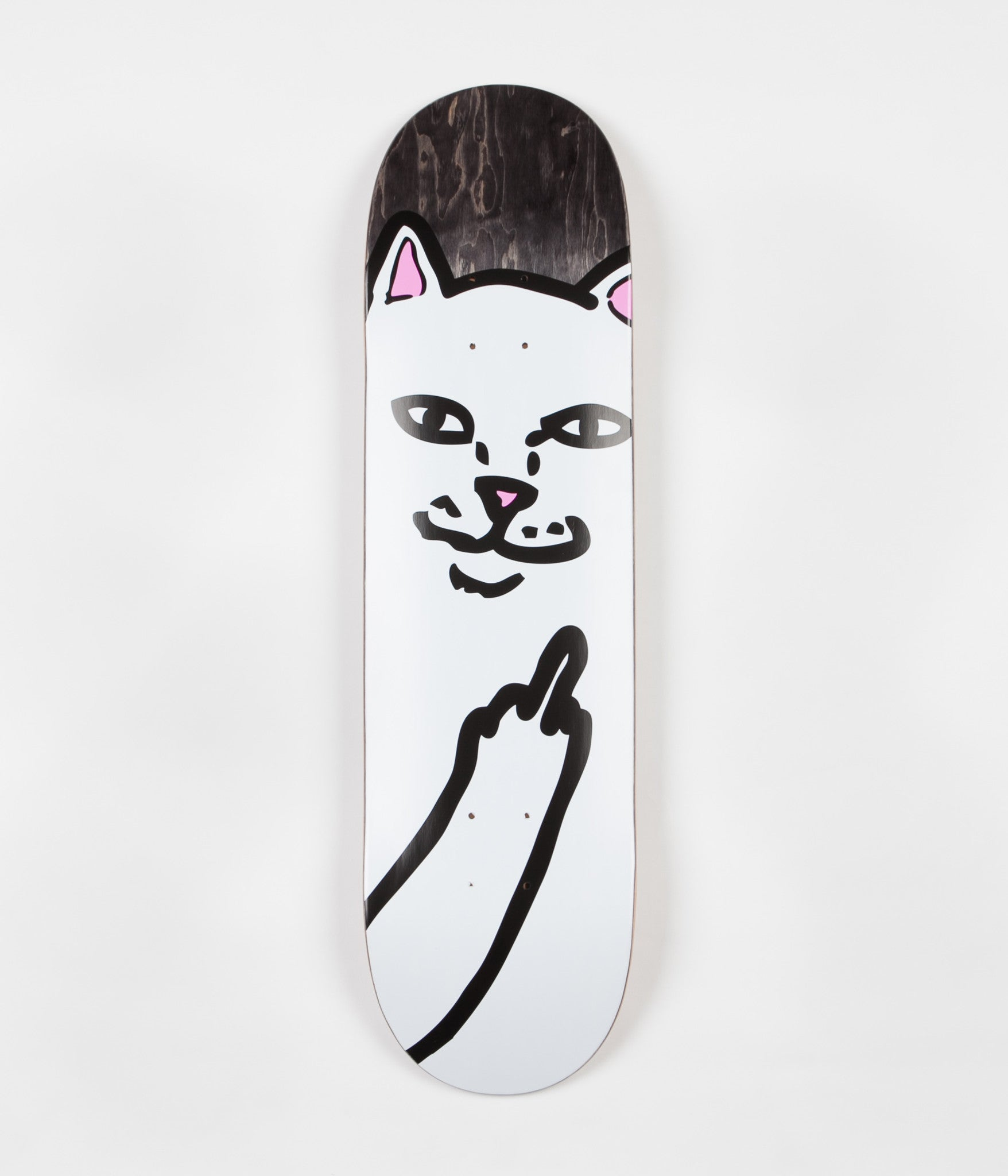 Rip N Dip Lord Nermal Deck - Black - 8.25""