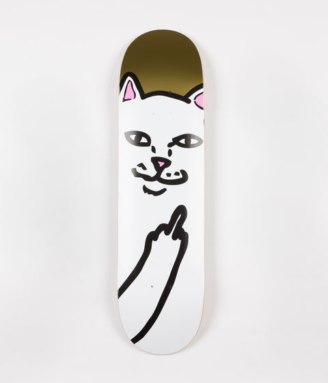Rip N Dip Lord Nermal Deck - Gold 8.25""