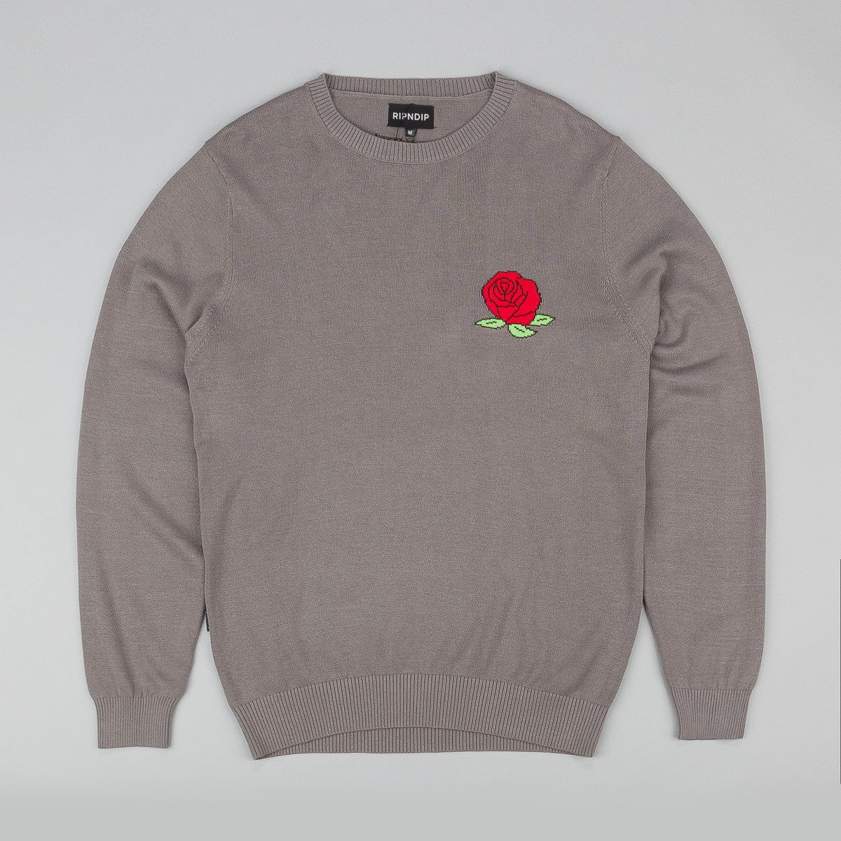 Rip N Dip Lord Nermal Knitted Crew Neck Sweater