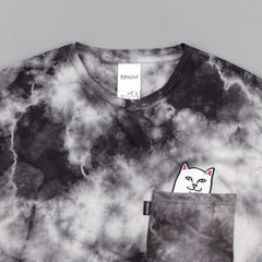 Rip N Dip Lord Nermal Pocket Tee - Black Lightning Wash