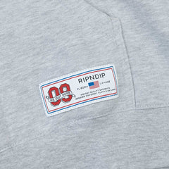 Rip N Dip Muhammad Ollie Hooded Sweatshirt - Grey