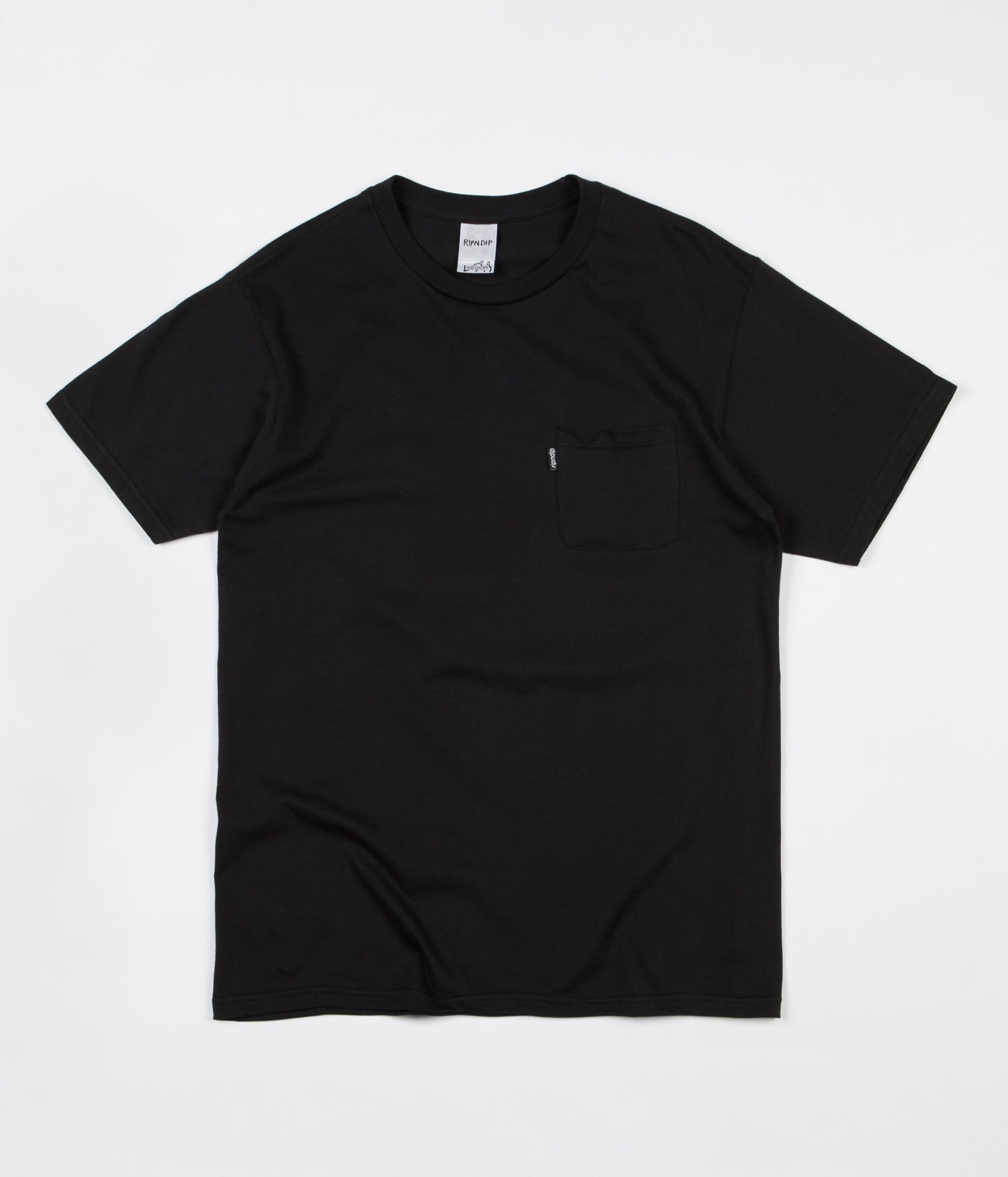 Rip N Dip Nerma Lisa T-Shirt - Black