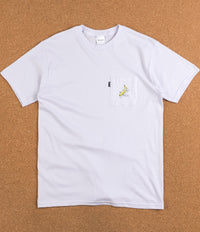 Rip N Dip Nermal Banana T-Shirt - White