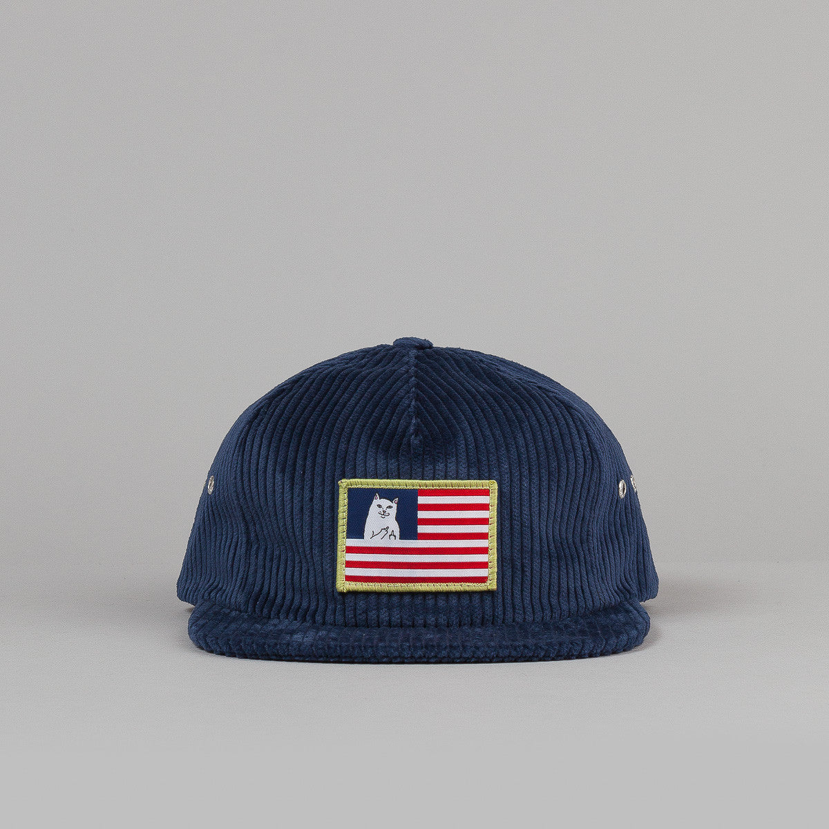 Rip N Dip Nermal In America 5 Panel Cap - Navy