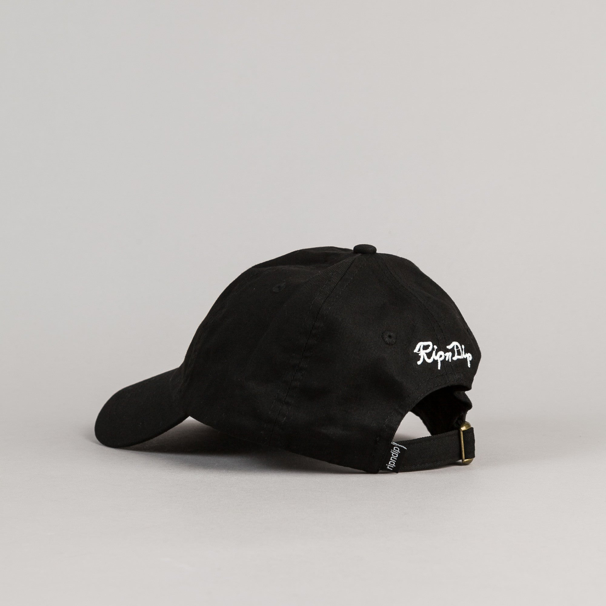 Rip N Dip Nermal Leaf Cap - Black