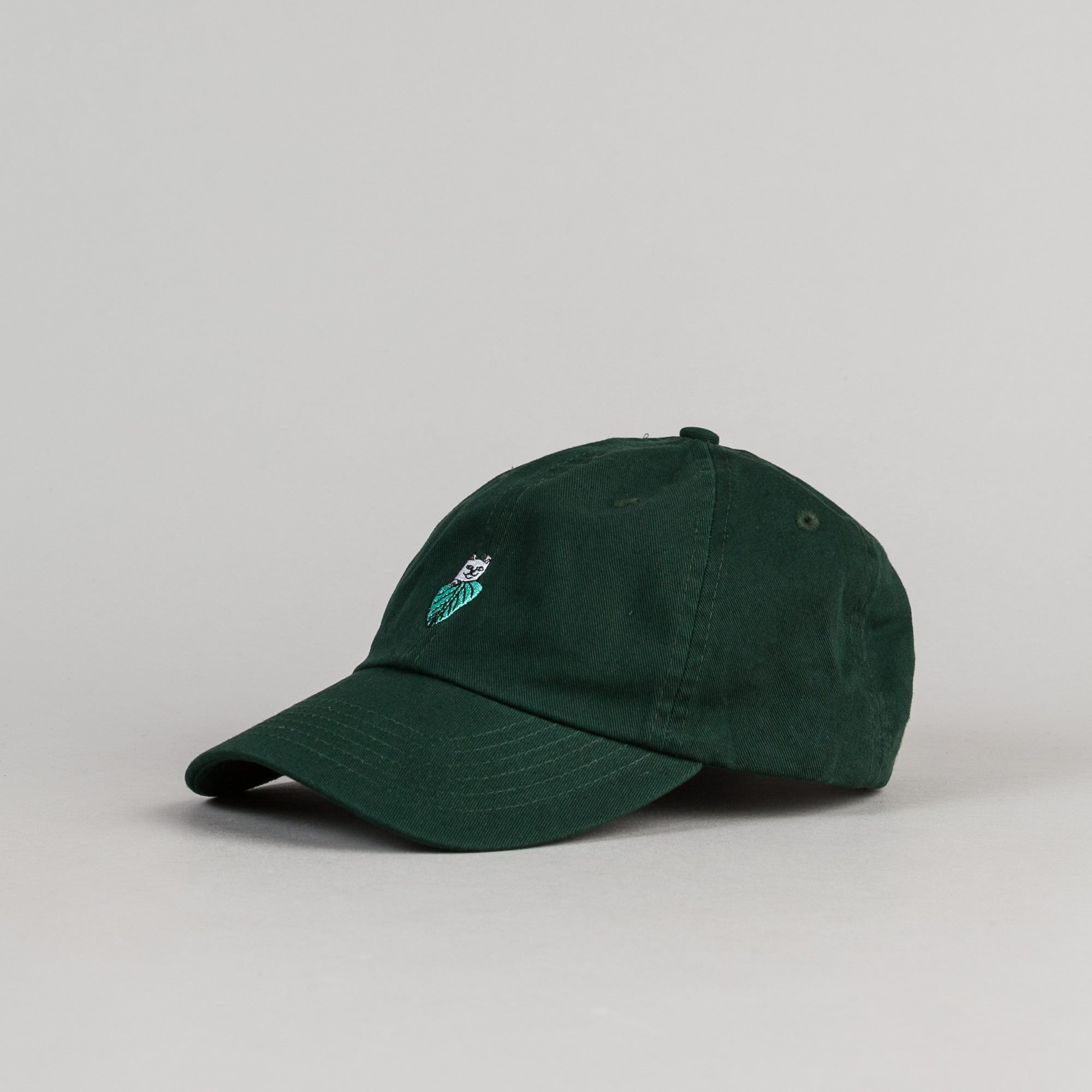 Rip N Dip Nermal Leaf Cap - Forest Green