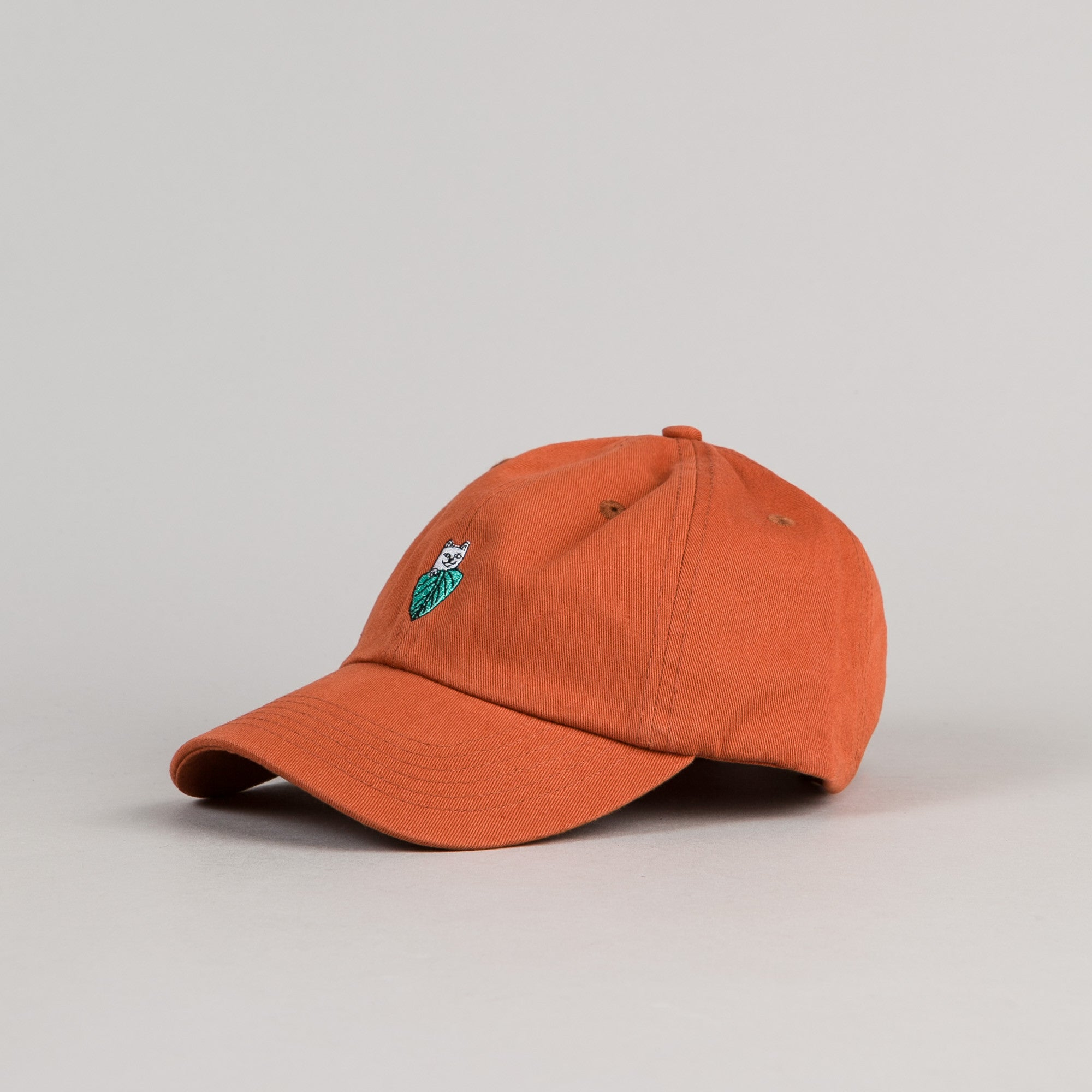 Rip N Dip Nermal Leaf Cap - Texas Orange
