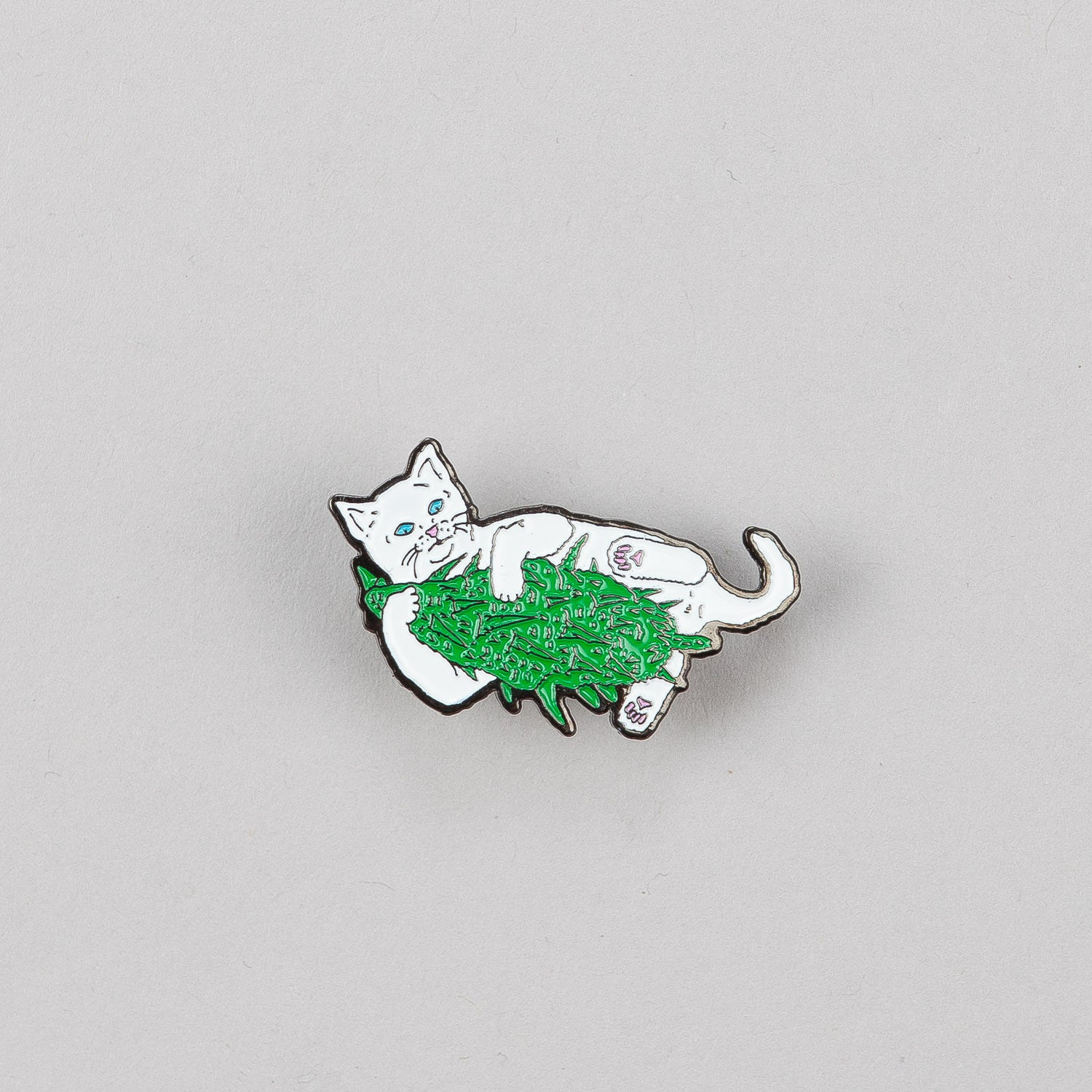 Rip N Dip Nermal Nug Pin Badge