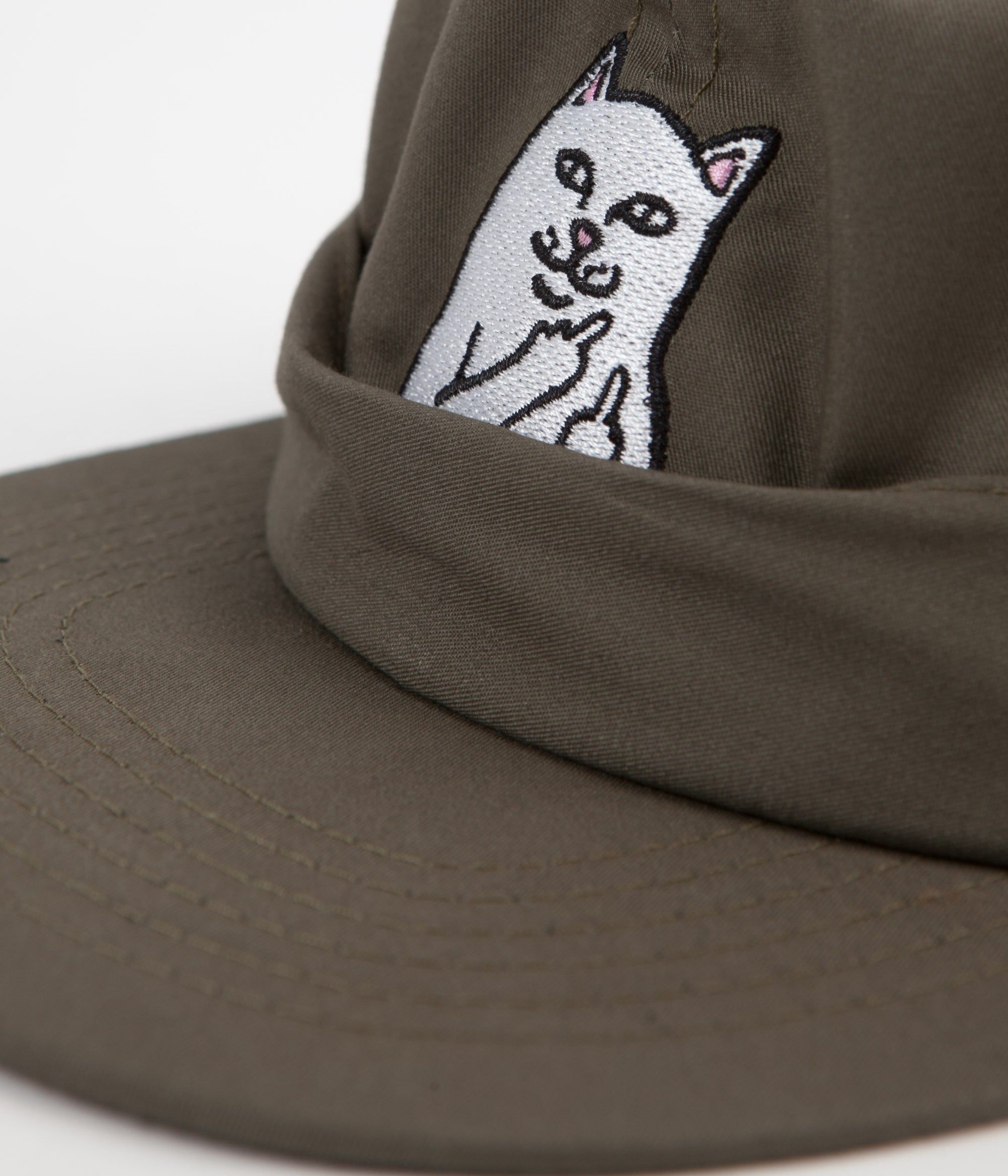 Rip N Dip Nermal Pocket Six Panel Cap - Jalapeno