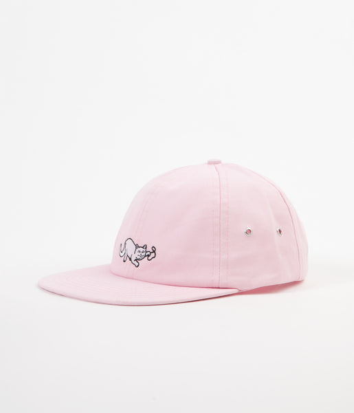 Rip N Dip Nermal Strings Six Panel Cap - Pink