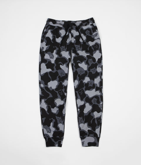 Rip N Dip Nermcamo Sweatpants - Blackout Camo