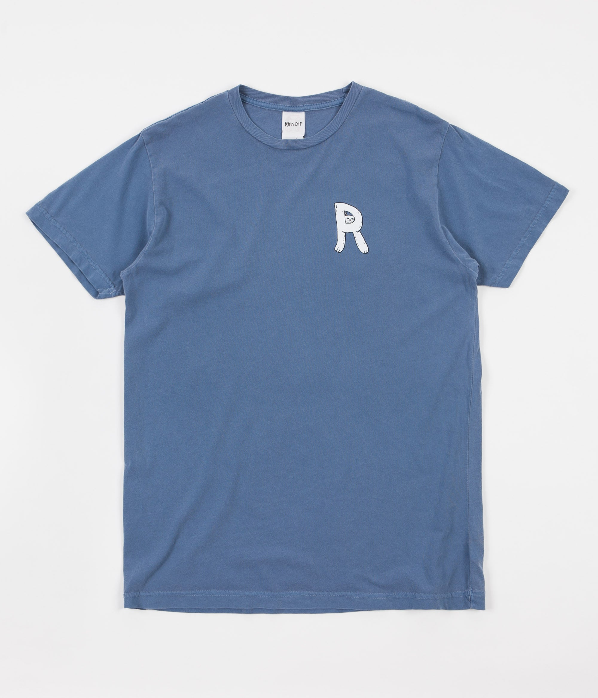 Rip N Dip Paws T-Shirt - Washed Blue