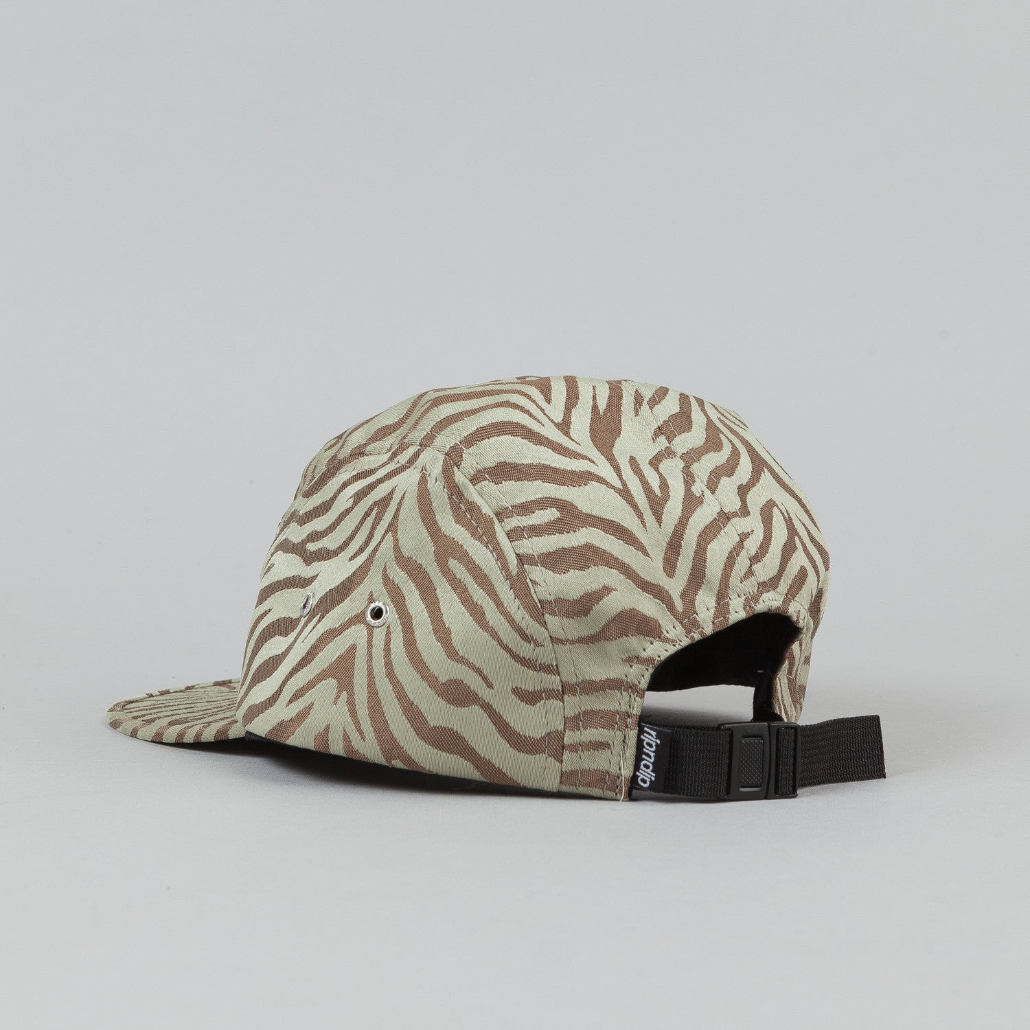 Rip N Dip Safari 5 Panel Camp Cap Sand