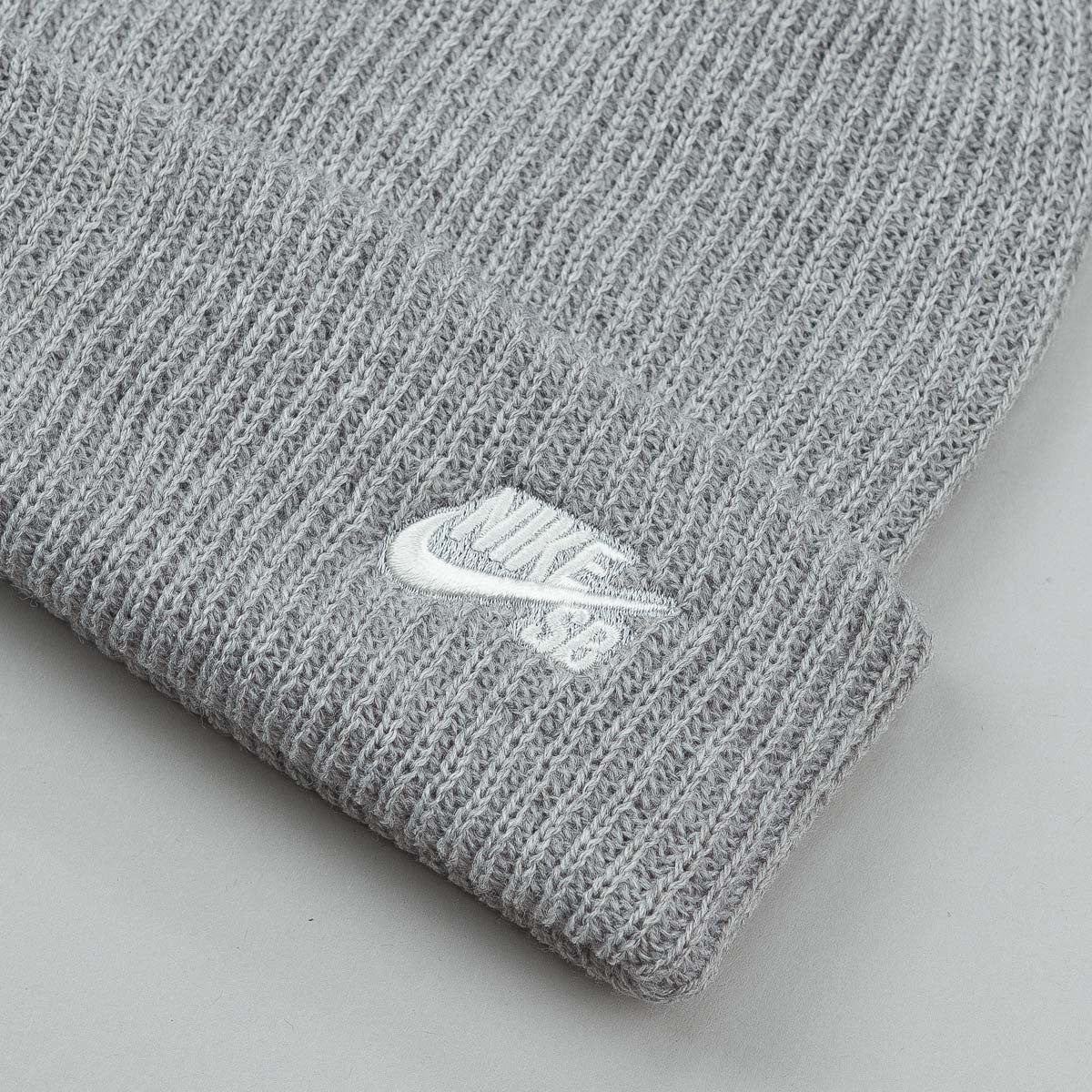 Nike SB Fisherman Beanie - Grey / Light Bone