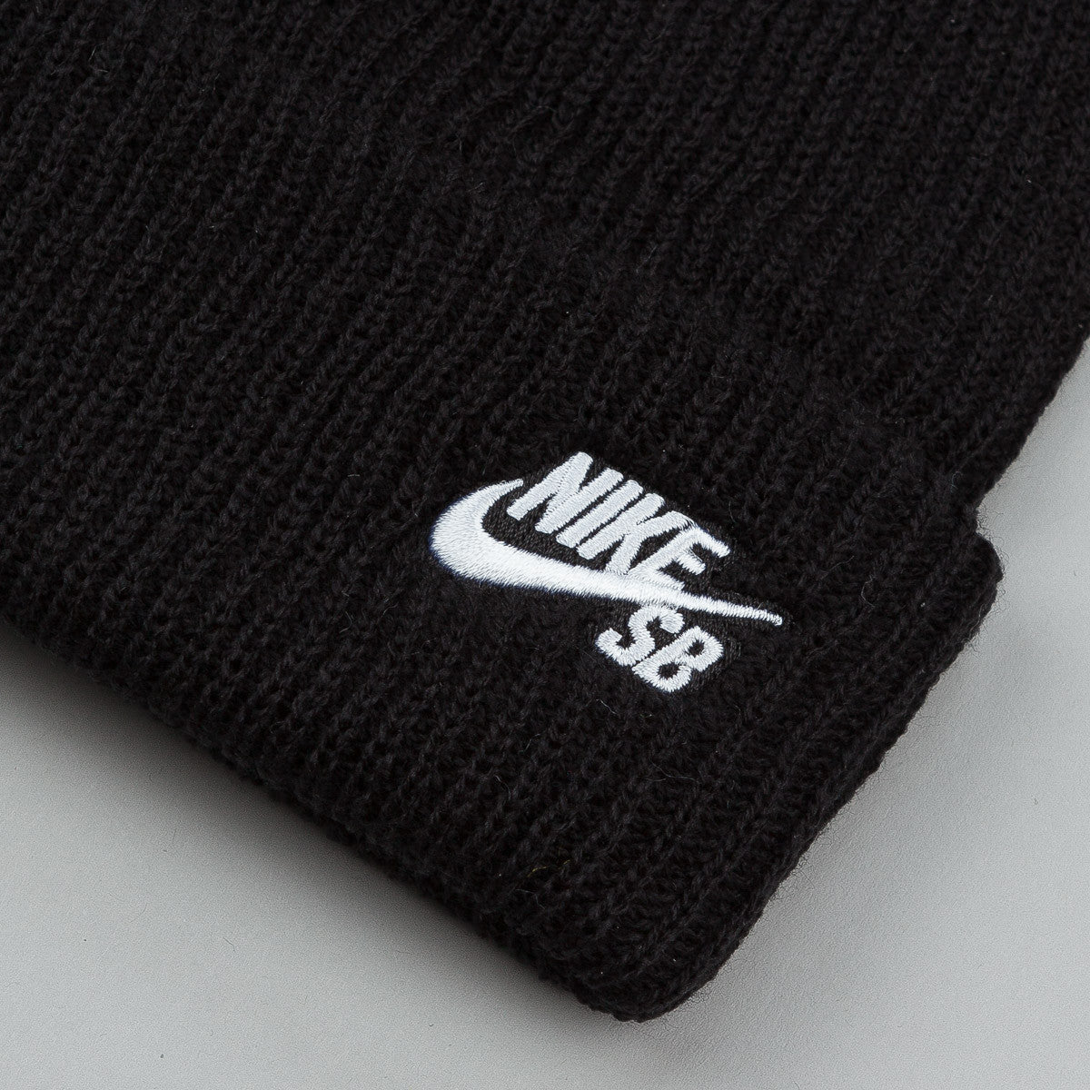 Nike SB Fisherman Beanie Black