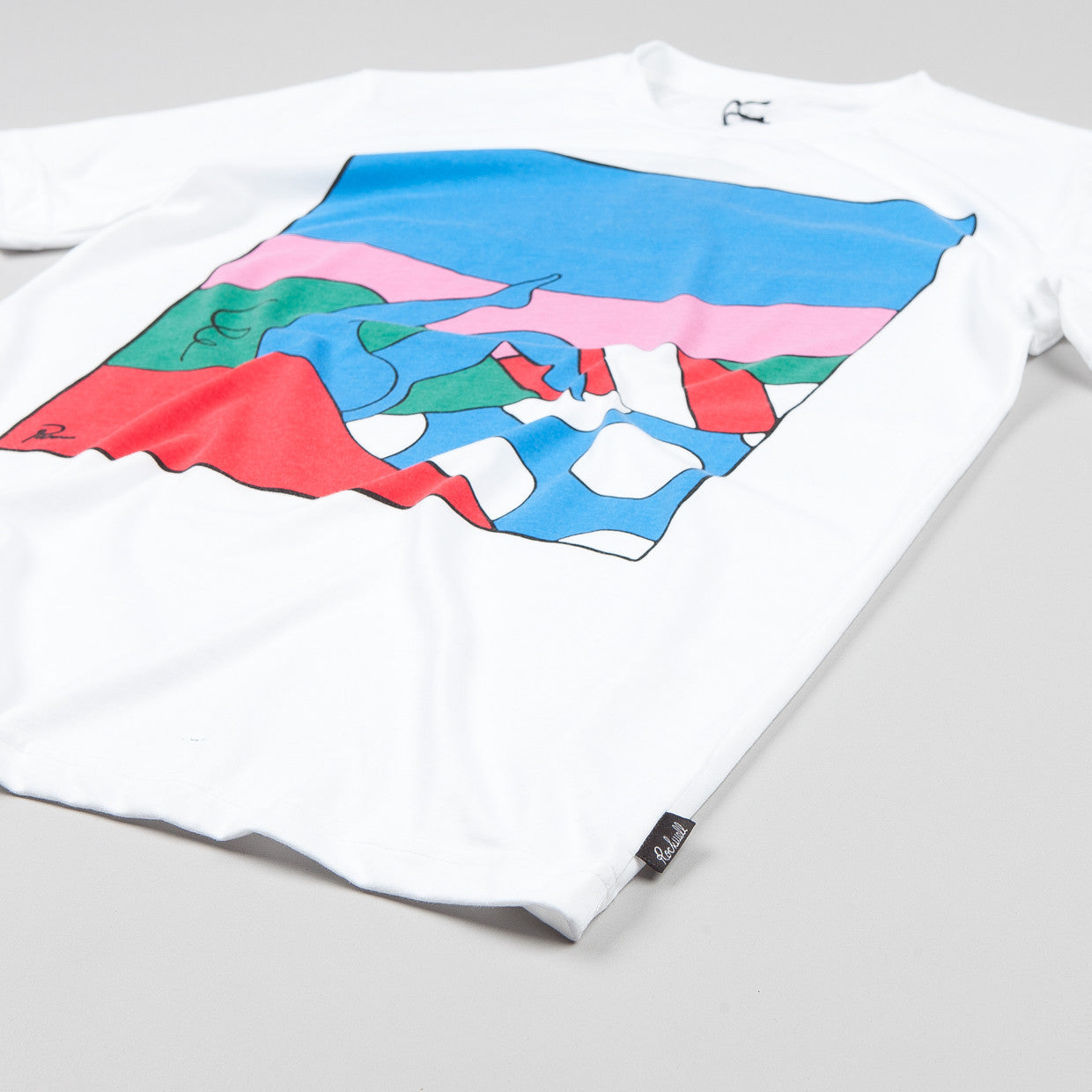 Rockwell The Dunes T-shirt