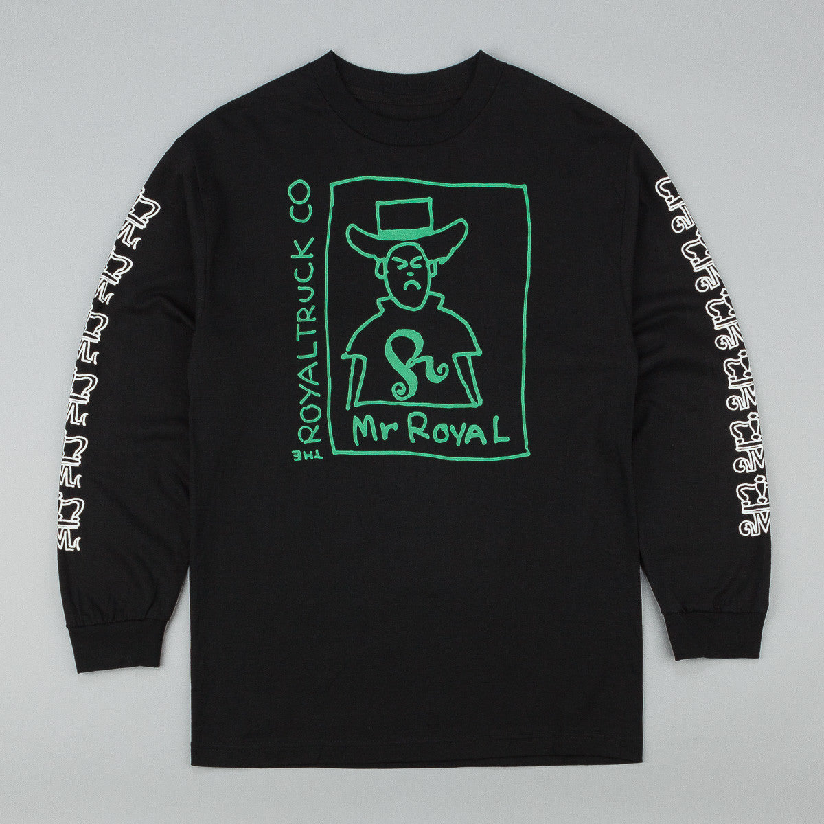 Royal Mr Royal Long Sleeve T-Shirt