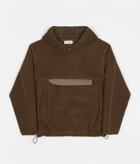 Satta Bushman Fleece Jacket - Forest Green