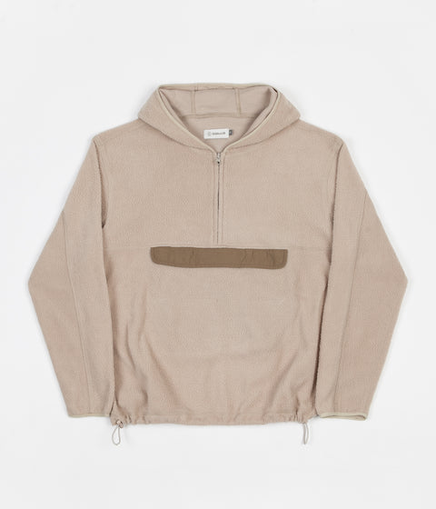Satta Bushman Fleece Jacket - Pebble Beige