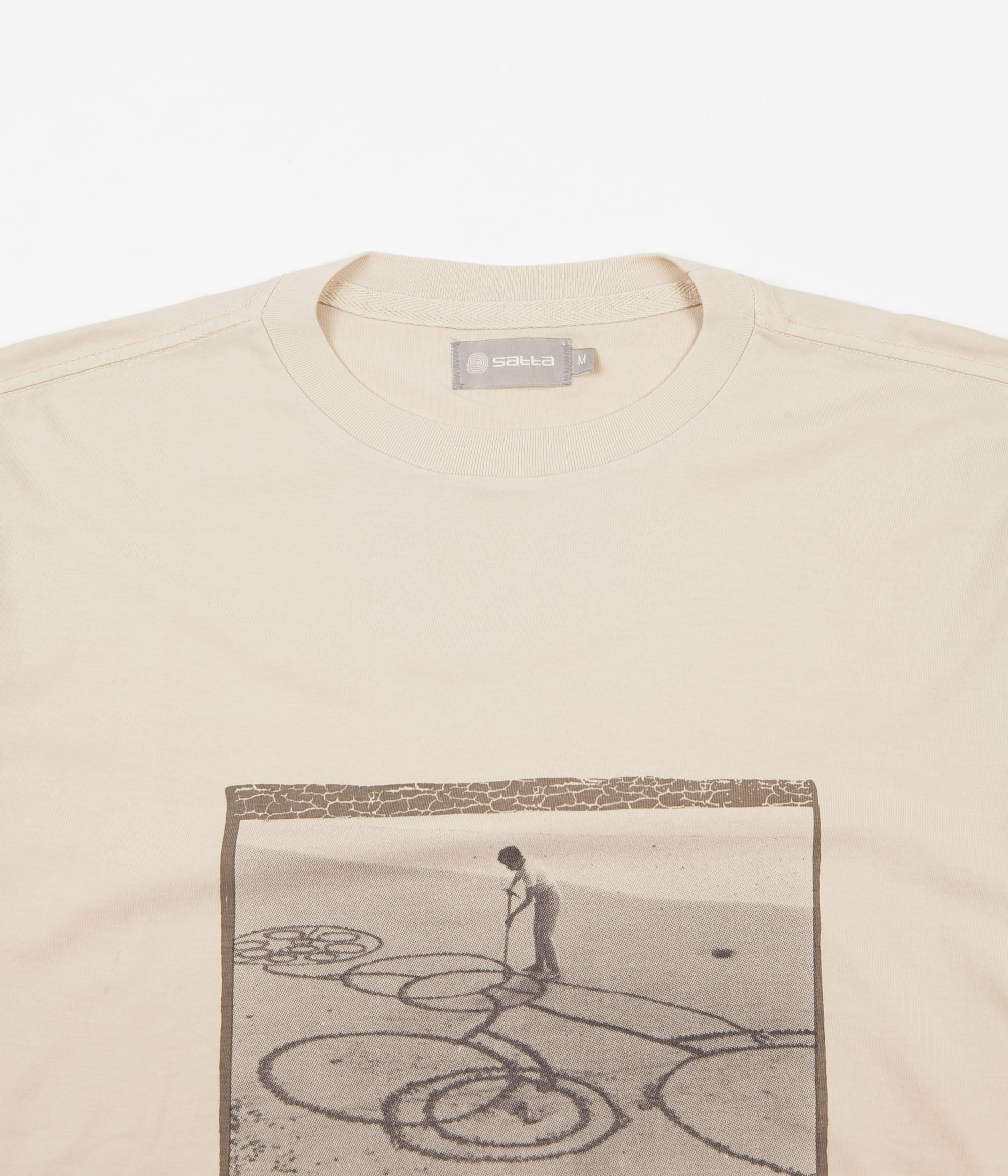 Satta Circles T-Shirt - Calico
