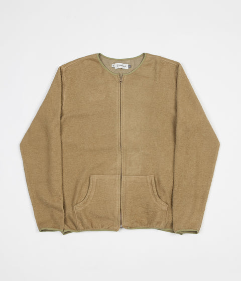 Satta Hemp Fleece Liner - Shitake