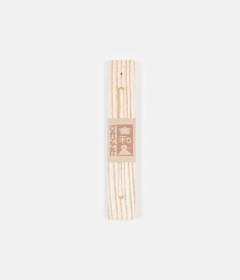 Satta Incense Holder - Ash Wood
