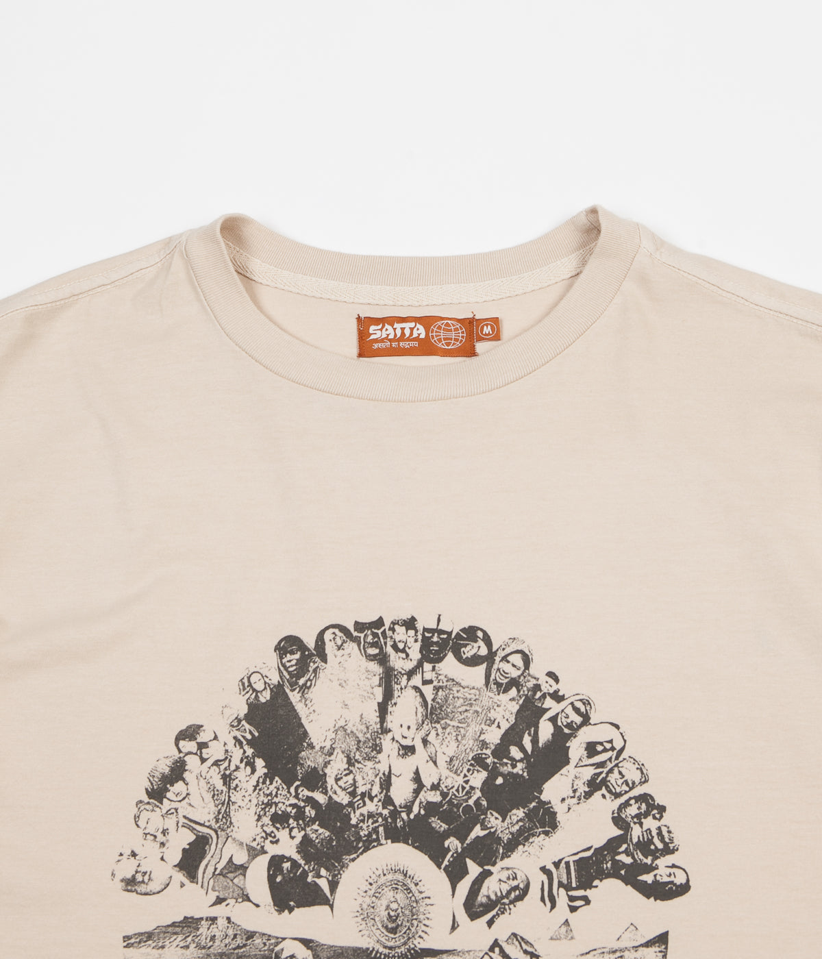 Satta One Ness T-Shirt - Calico