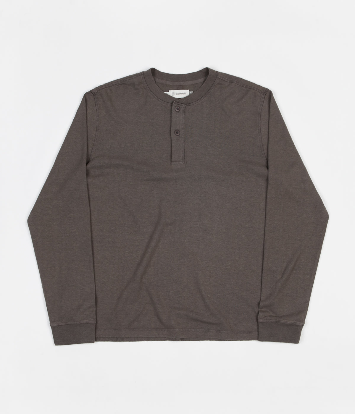 Satta PA Long Sleeve T-Shirt - Slate