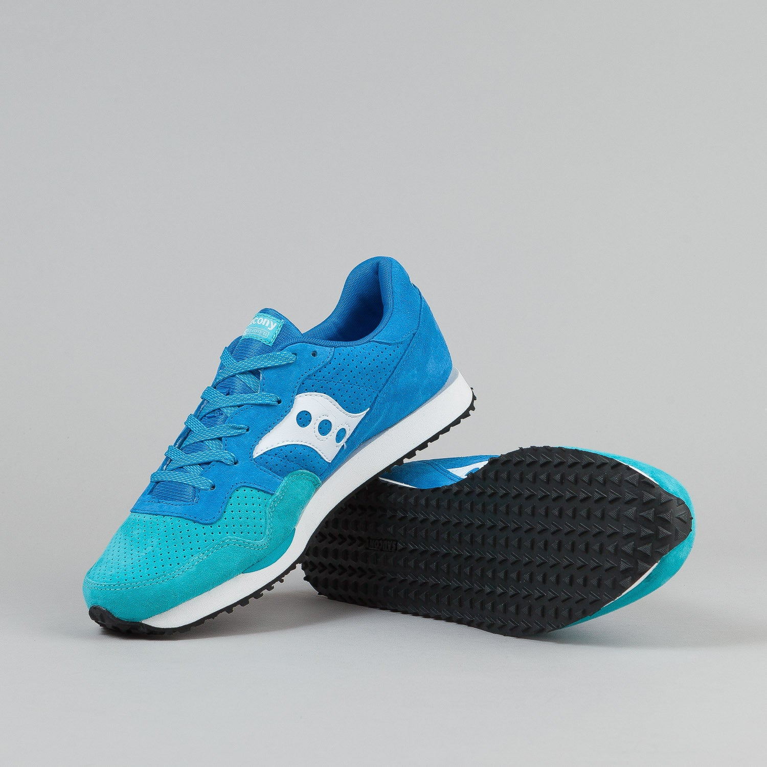 Saucony DXN Trainer Shoes - 'Bermuda Pack'