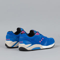 Saucony G9 Control Shoes - Bright Blue