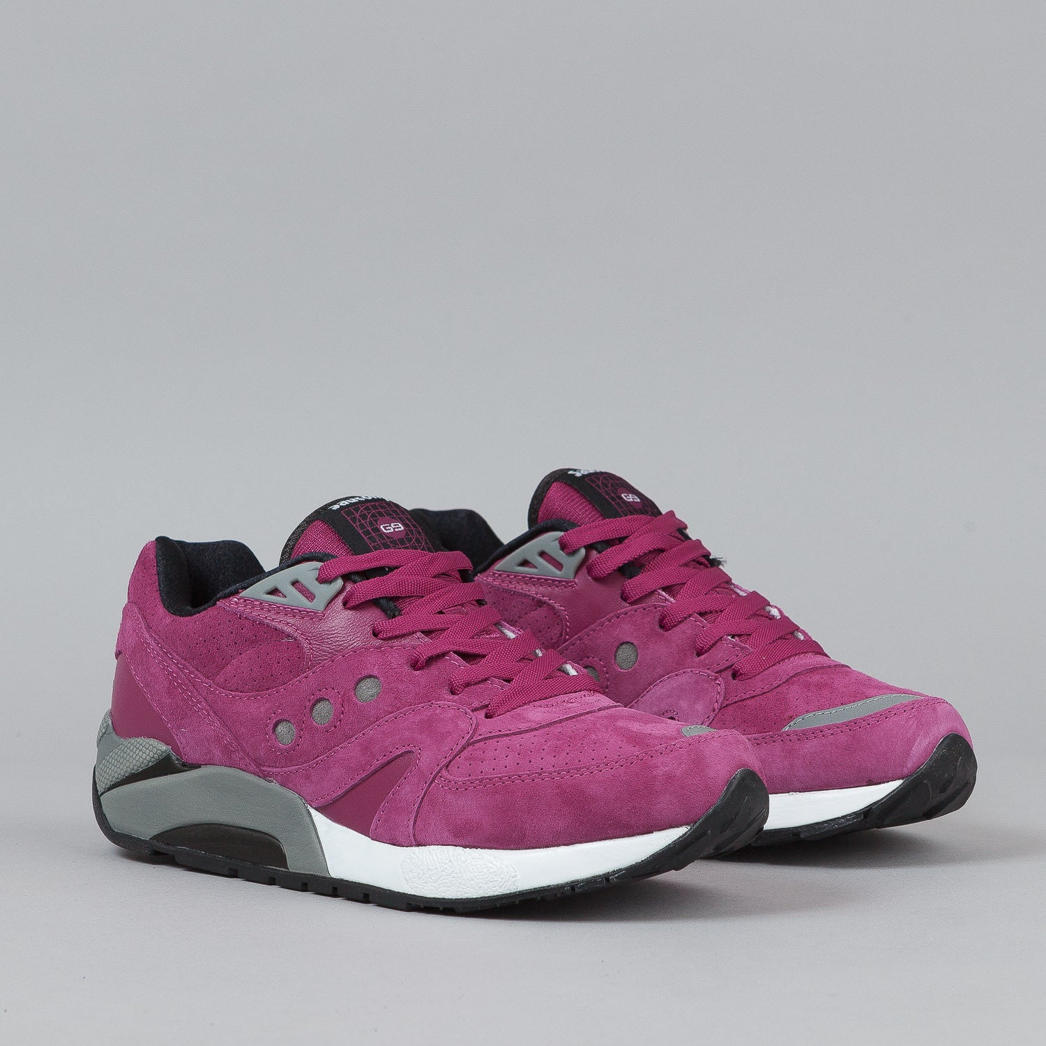 Saucony G9 Control Shoes - Wine