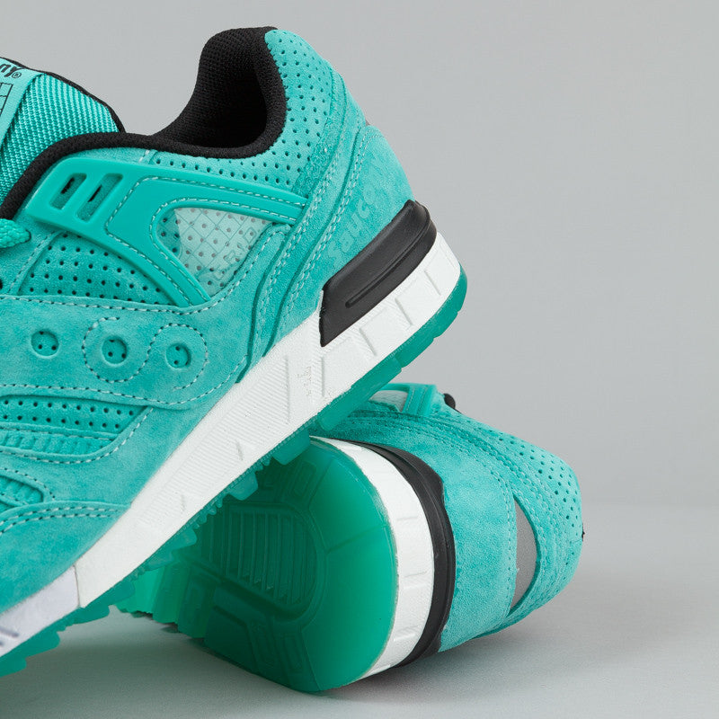 Saucony Grid SD Premium Shoes - 'No Chill' Light Green