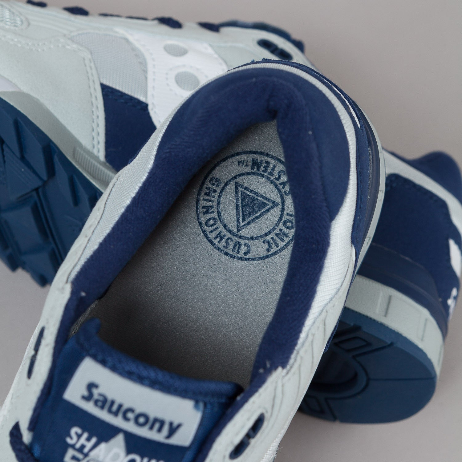 Saucony Shadow 5000 Grey / Blue