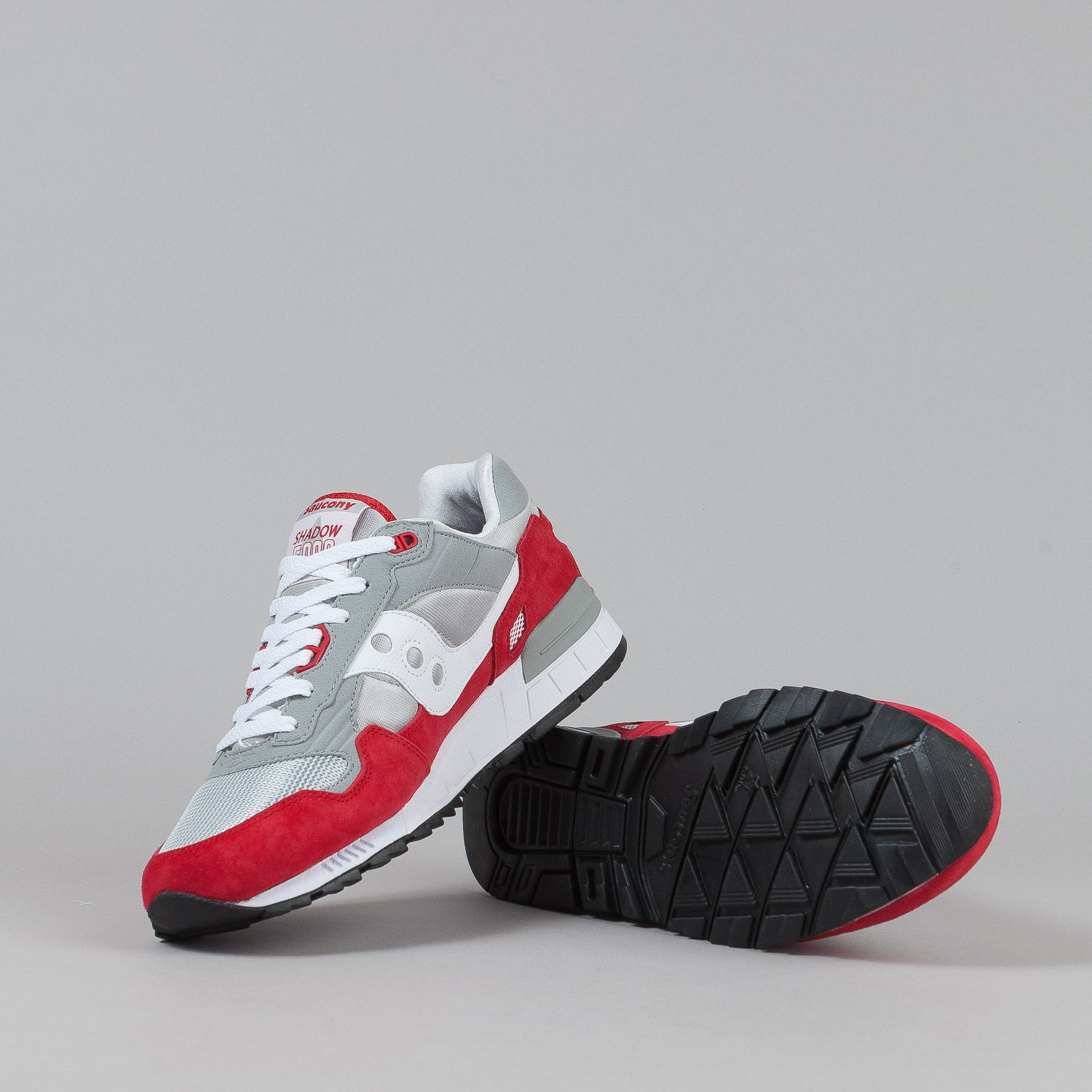 Saucony Shadow 5000 Grey / Red
