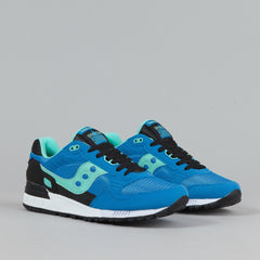 Saucony Shadow 5000 Shoes 'Fresh Picked Blueberry' - Bright Blue / Black
