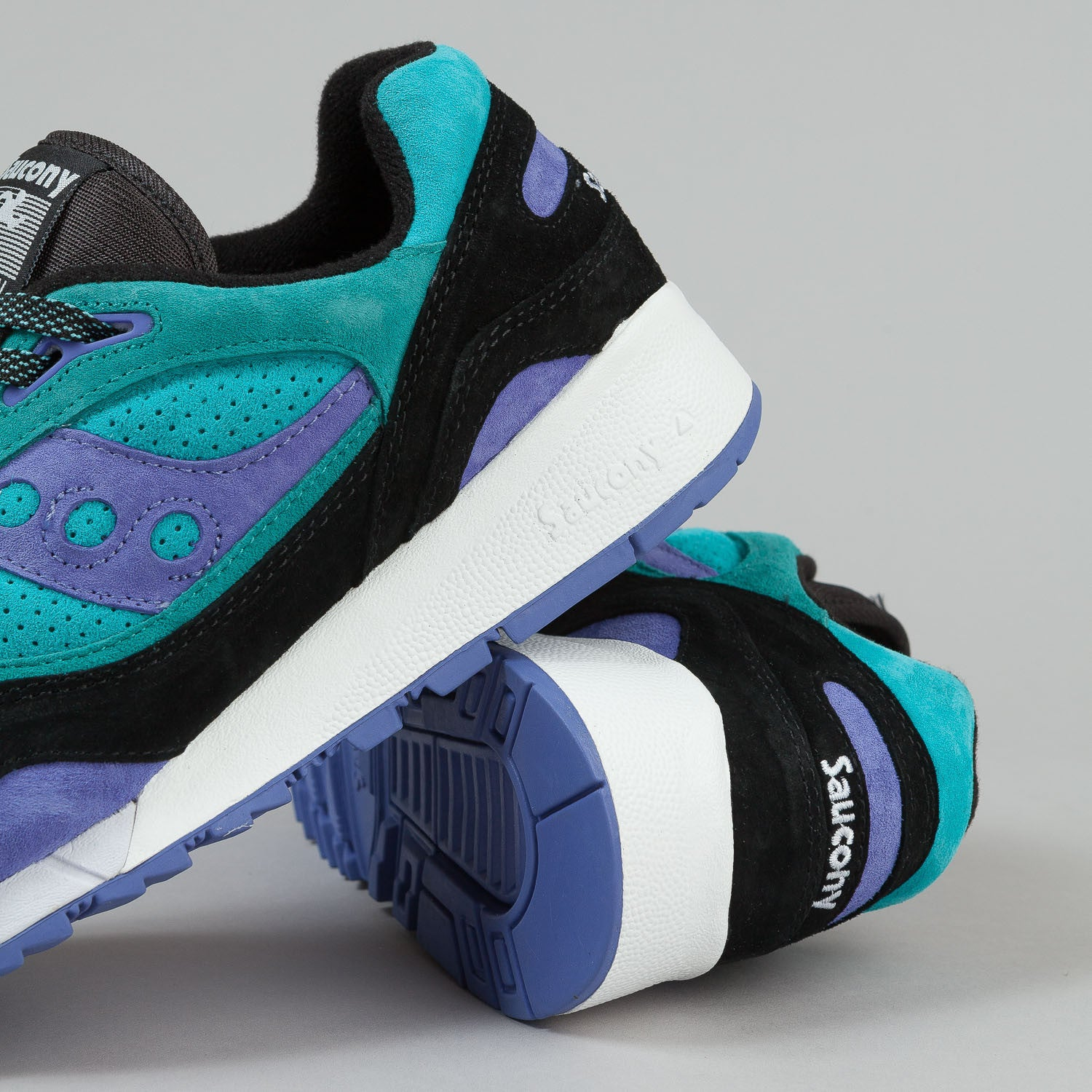 Saucony Shadow 6000 Shoes - 'Bermuda Pack'