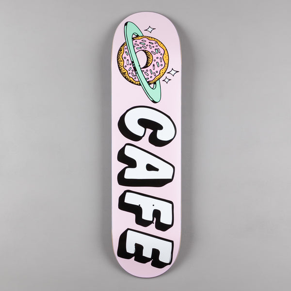 Skateboard Cafe Planet Donut Deck - Pink - 8.25""