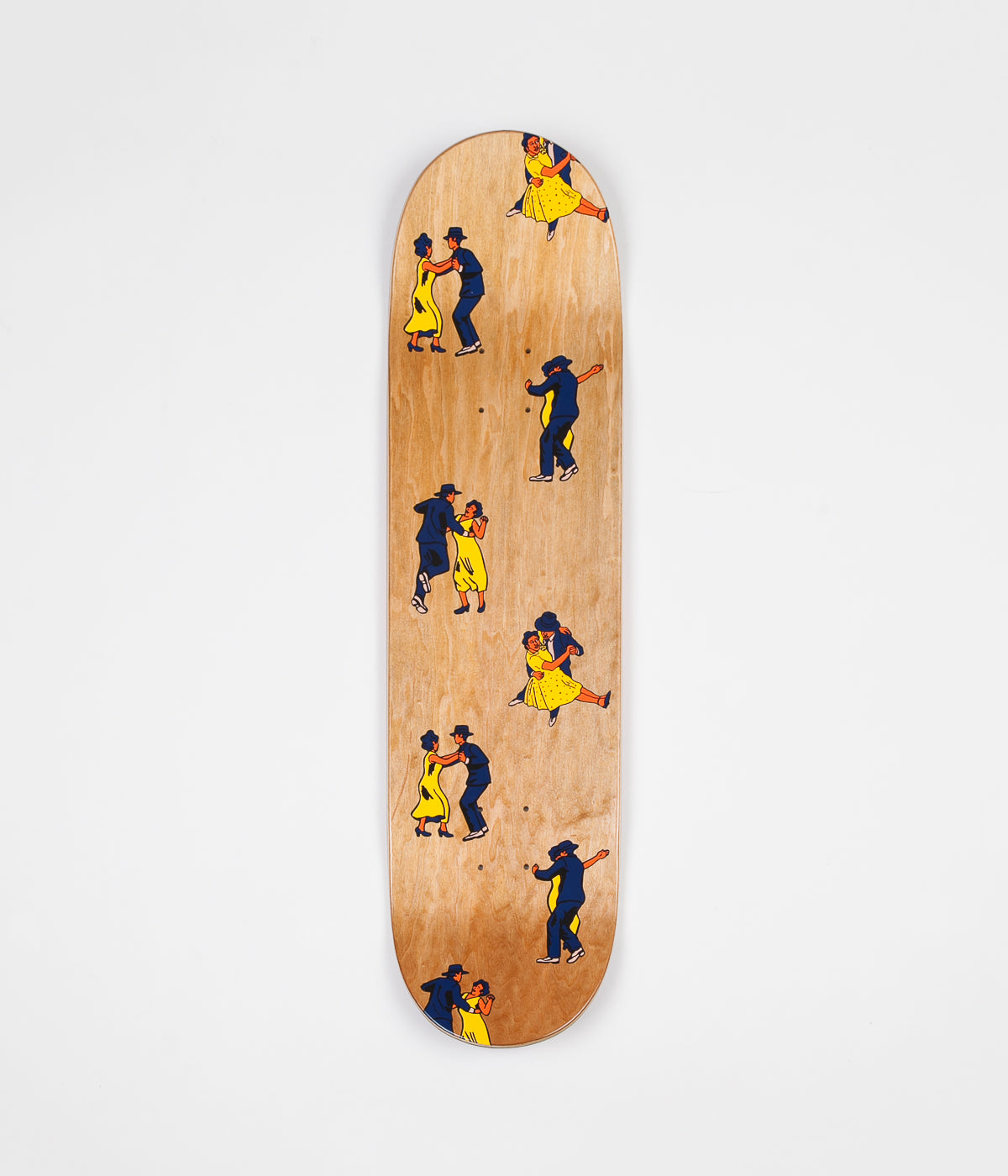 Skateboard Cafe Dancers Deck - 8.25""