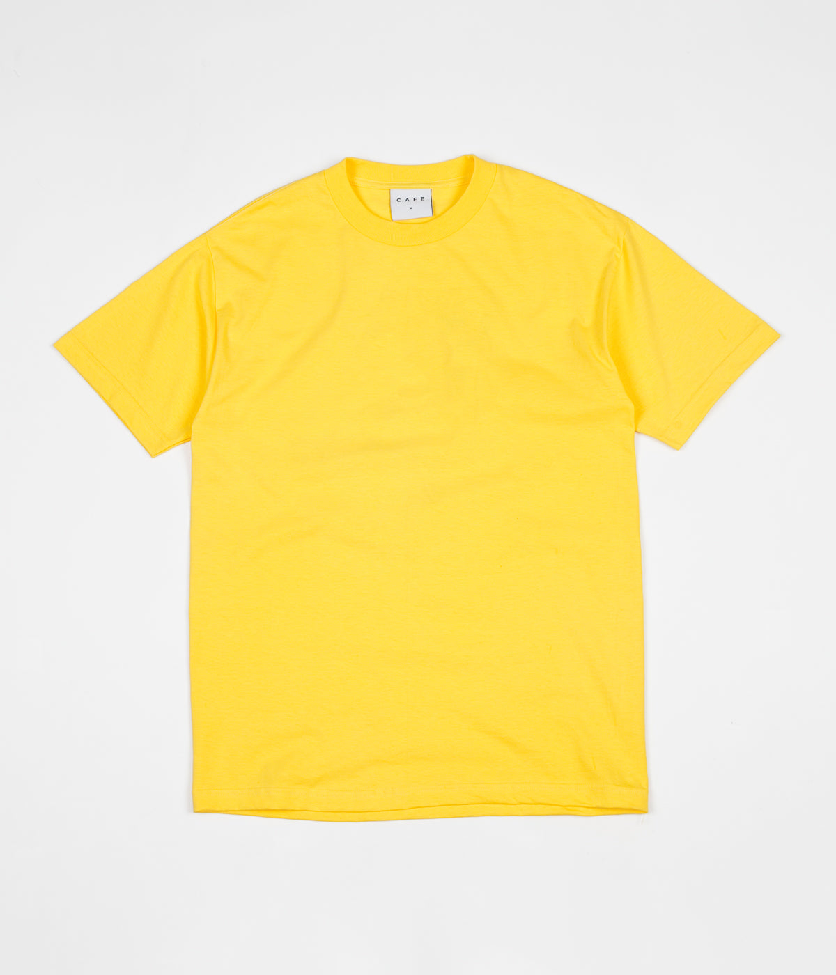 Skateboard Cafe Dancers T-Shirt - Gold