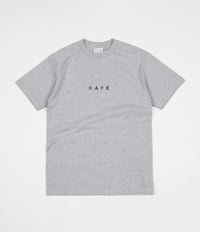 Skateboard Cafe OBI Coltrane T-Shirt - Ash Heather