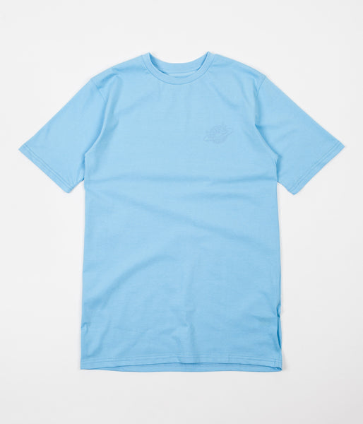 Skateboard Cafe Planet Donut Tonal T-Shirt - Blue