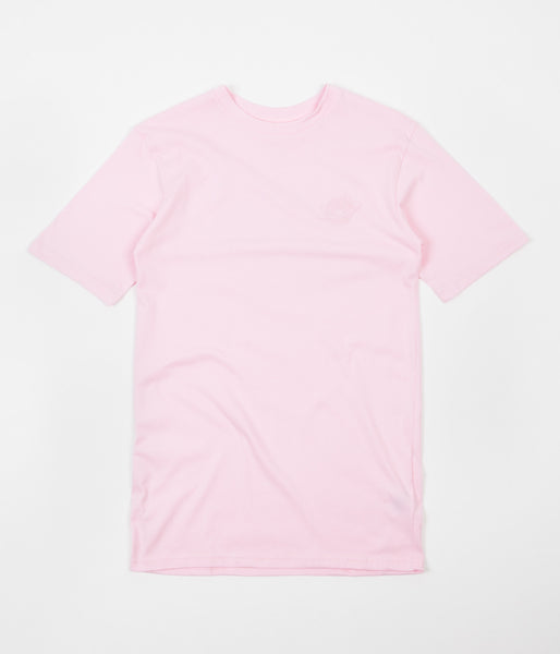 Skateboard Cafe Planet Donut Tonal T-Shirt - Pink